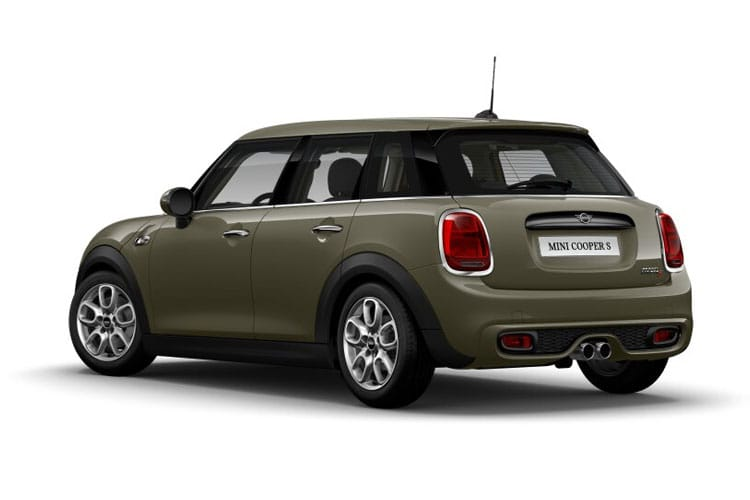 MINI Hatch 3Dr Cooper 1.5  136PS Sport 3Dr Manual [Start Stop] back view
