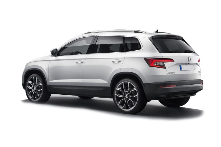 Skoda Karoq SUV 1.0 TSi 110PS SE 5Dr Manual [Start Stop] back view