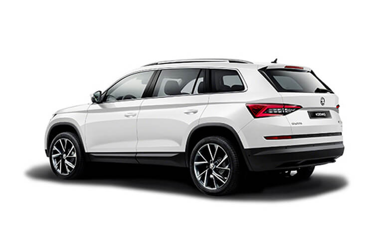 Skoda Kodiaq SUV 1.5 TSi ACT 150PS SE 5Dr Manual [Start Stop] [5Seat] back view