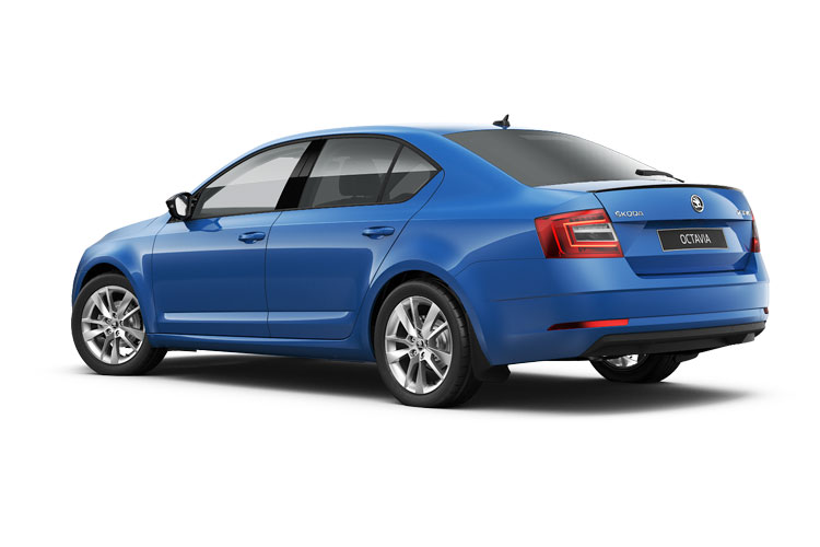 Skoda Octavia Hatch 5Dr 1.5 TSi ACT 150PS SE L 5Dr Manual [Start Stop] back view