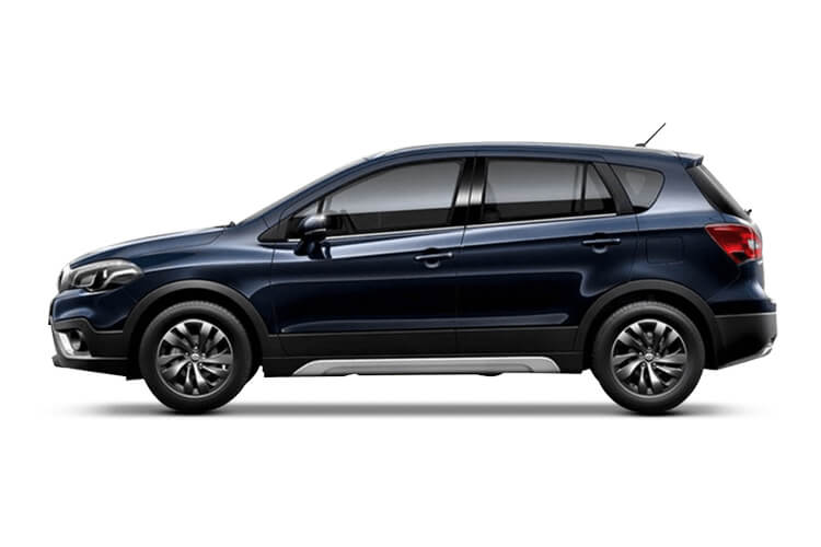 Suzuki S-Cross SUV ALLGRIP 1.4 Boosterjet 140PS SZ5 5Dr Auto [Start Stop] back view