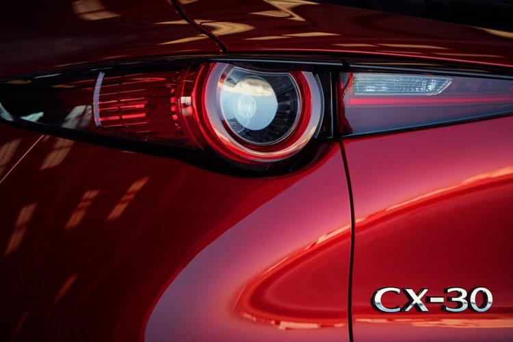 Mazda CX-30 SUV 2.0 e-SKYACTIV G MHEV 122PS GT Sport Tech 5Dr Auto [Start Stop] detail view