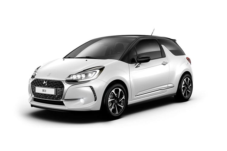 DS Automobiles DS 3 Hatch 3Dr 1.2 PureTech 130PS Prestige 3Dr Manual [Start Stop] front view
