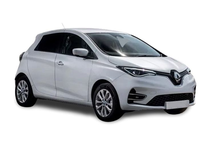 Renault Zoe Van E R110 52kWh 80KW FWD 107PS i Business+ Rapid Charge Van Auto front view