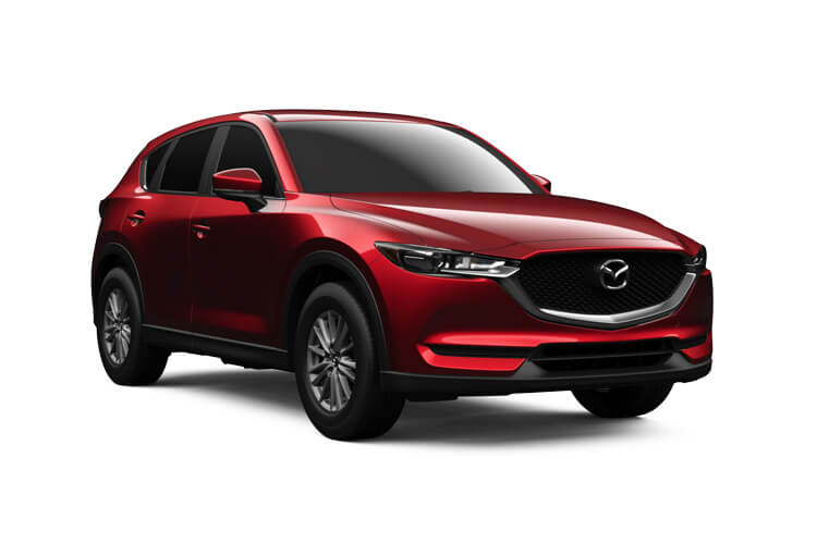 Mazda CX-5 SUV 2.2 SKYACTIV-D 150PS SE-L 5Dr Manual [Start Stop] front view