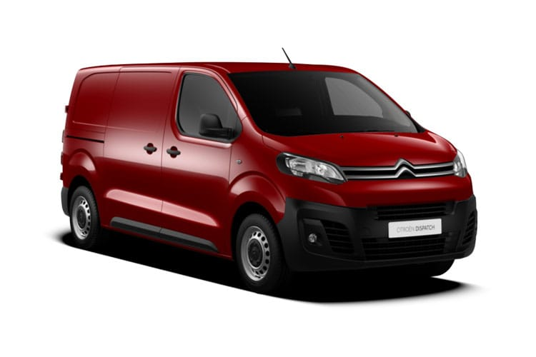 Citroen Dispatch XL 1400Kg 2.0 BlueHDi FWD 120PS Enterprise Van Manual [Start Stop] front view