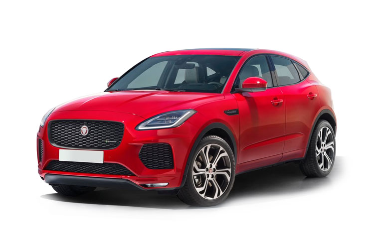 Jaguar E-PACE SUV 2.0 d 163PS R-Dynamic S 5Dr Manual [Start Stop] front view