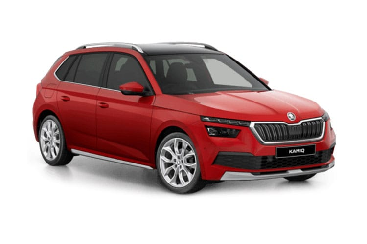 Skoda Kamiq SUV 1.5 TSi ACT 150PS SE L 5Dr Manual [Start Stop] front view