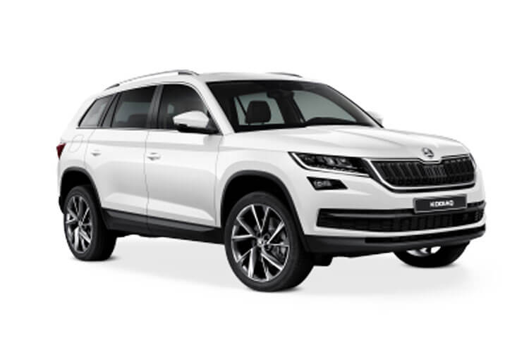 Skoda Kodiaq SUV 1.5 TSi ACT 150PS SE 5Dr Manual [Start Stop] [5Seat] front view