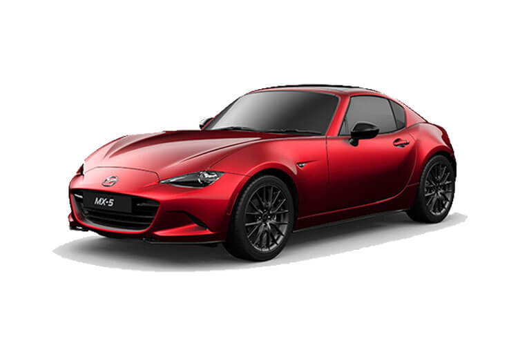 Mazda MX-5 Convertible 2.0 SKYACTIV-G 184PS GT Sport Tech 2Dr Manual [Start Stop] front view