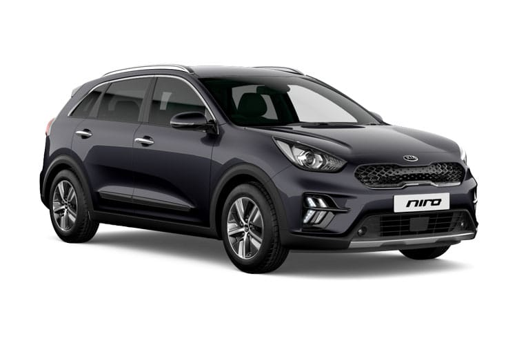 Kia Niro SUV 5Dr 1.6 h GDi 139PS 4 5Dr DCT [Start Stop] front view