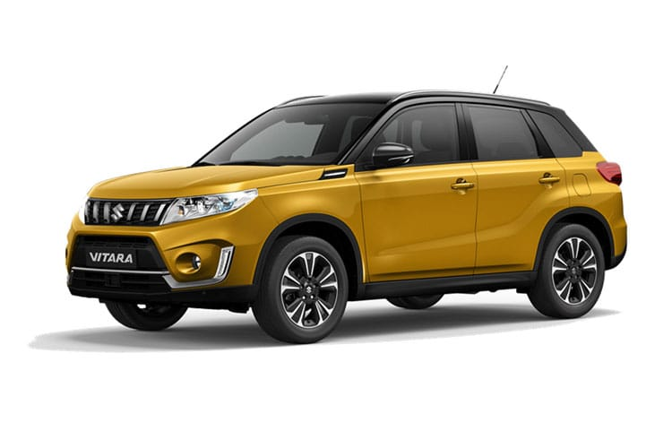 Suzuki Vitara SUV ALLGRIP 1.4 Boosterjet MHEV 129PS SZ-T 5Dr Manual [Start Stop] front view