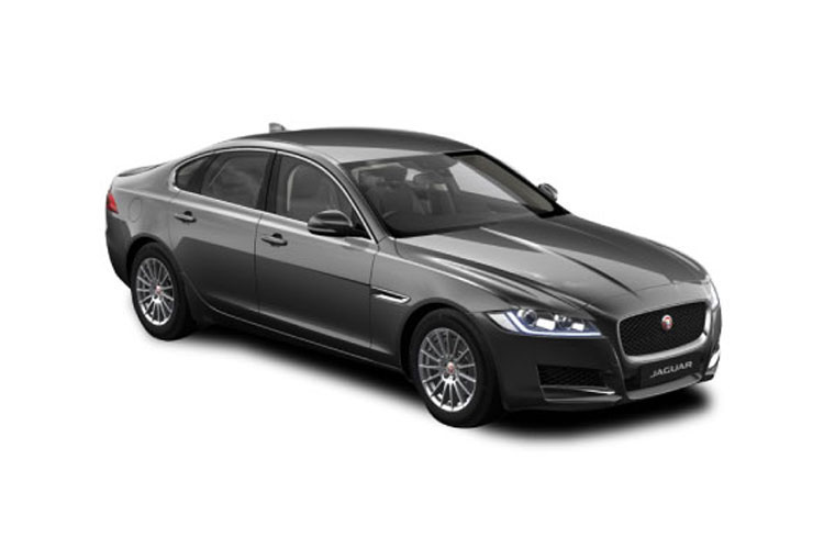 Jaguar XF Saloon 2.0 d 180PS Portfolio 4Dr Auto [Start Stop] front view