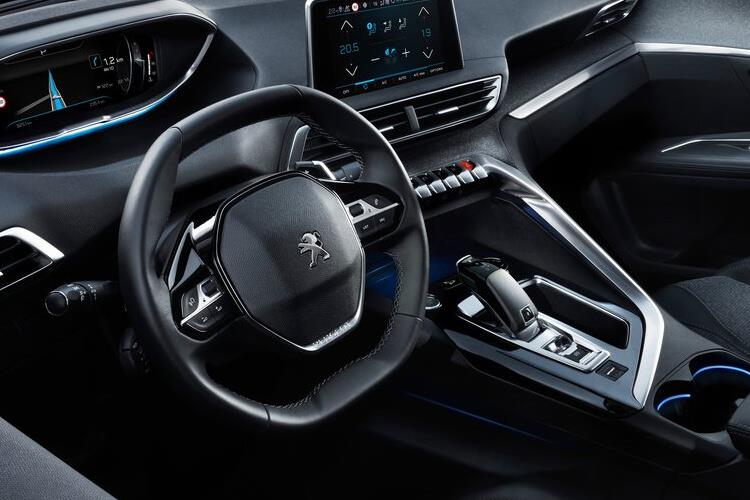Peugeot 3008 SUV 1.2 PureTech 130PS GT 5Dr Manual [Start Stop] inside view