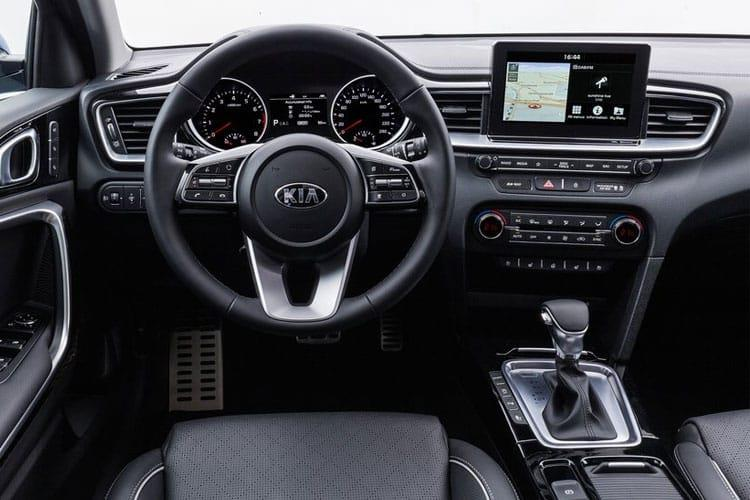 Kia Ceed Hatch 5Dr 1.6 CRDi 114PS 2 NAV 5Dr Manual [Start Stop] inside view