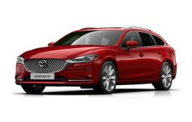 Mazda Mazda6 Estate car leasing