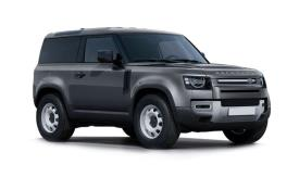 Land Rover Defender Hard Top van leasing